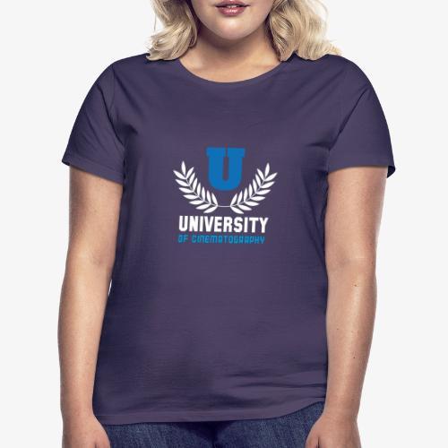 University 5 - Camiseta mujer