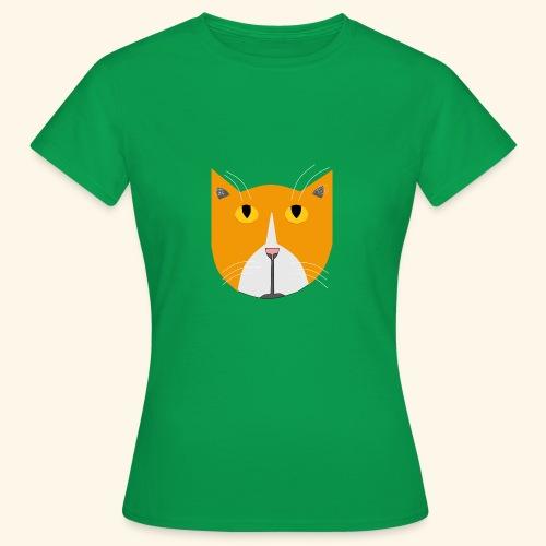 Hieno kissa - Naisten t-paita