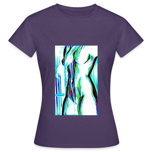 Comic Art - Frauen T-Shirt