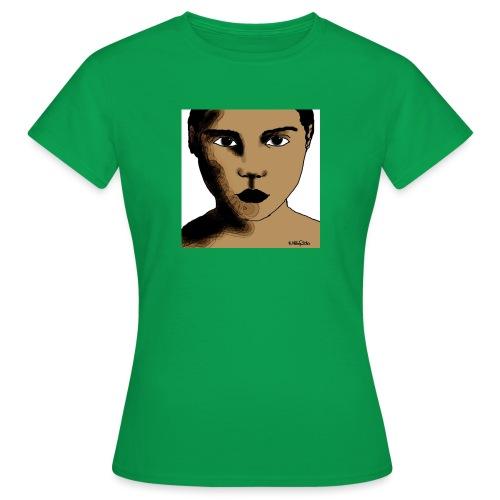 volto0001-jpg - Maglietta da donna