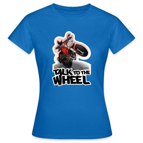 Ducati Monster Wheelie B - Camiseta mujer