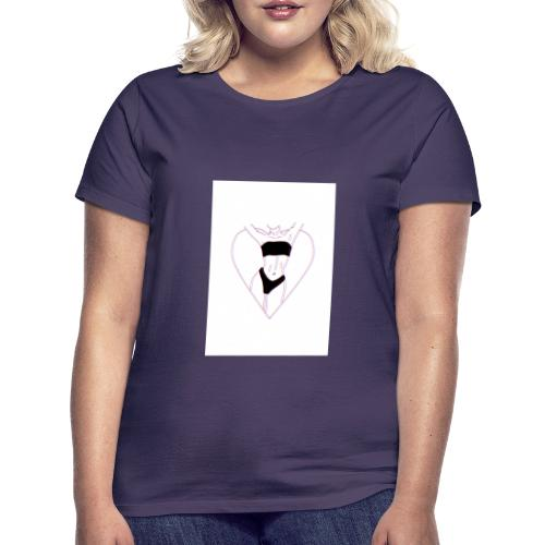 Body in Heart - T-shirt dam
