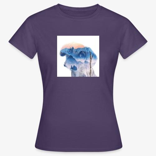 Süsser Hund - Frauen T-Shirt