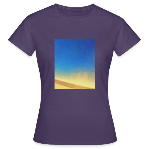 from airplane - Women's T-Shirt