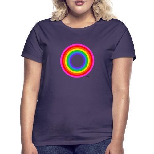 Eternal Rainbow - Naisten t-paita