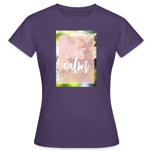 Calm - Frauen T-Shirt
