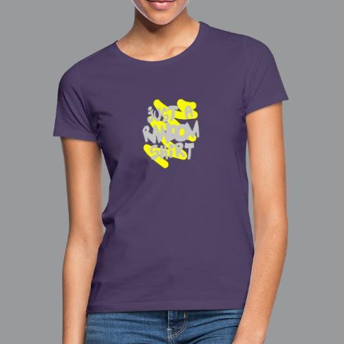 gewoon een willekeurig shirt - Vrouwen T-shirt