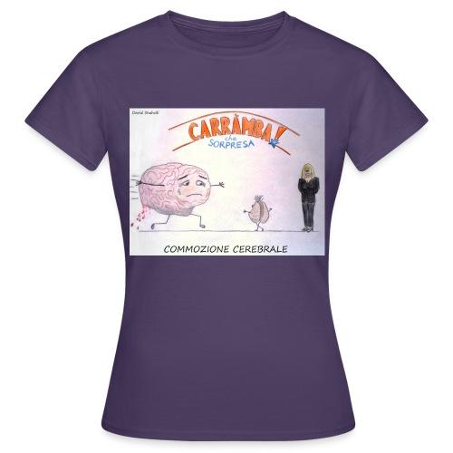 Commozione jpg - Maglietta da donna