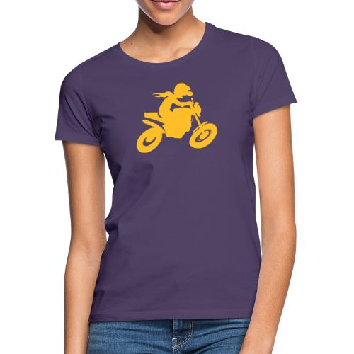 Biker solo - Frauen T-Shirt