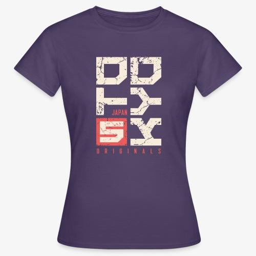 Tokyo Shirt - Frauen T-Shirt