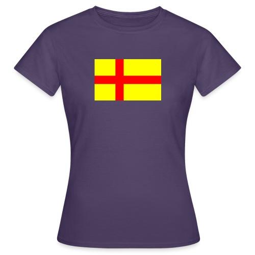 Rigens baner - T-shirt dam