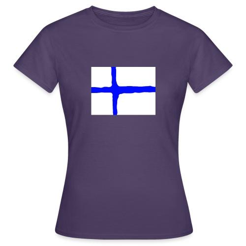 FinishFlag Caps - T-skjorte for kvinner