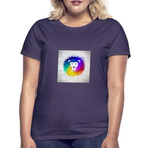 l - Dame-T-shirt