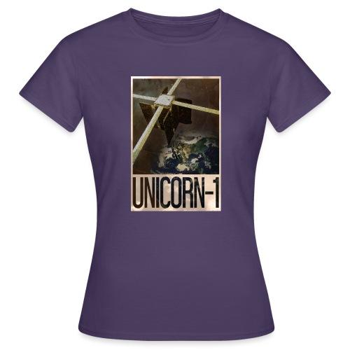 Unicorn 1 Soviet Style Poster - Women's T-Shirt