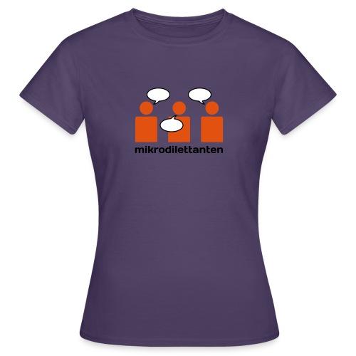 tshirt 3 weiss - Frauen T-Shirt