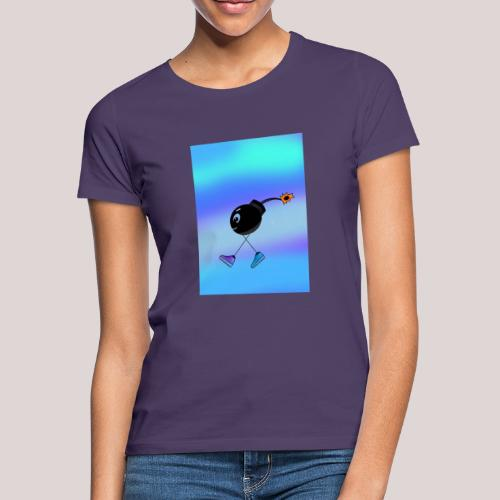 Boom if u can - Frauen T-Shirt