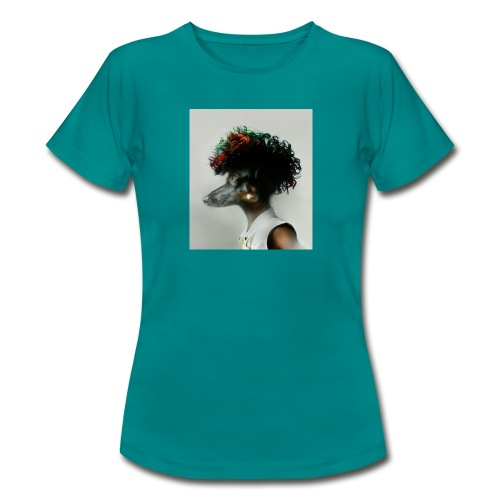 pini punk - Frauen T-Shirt