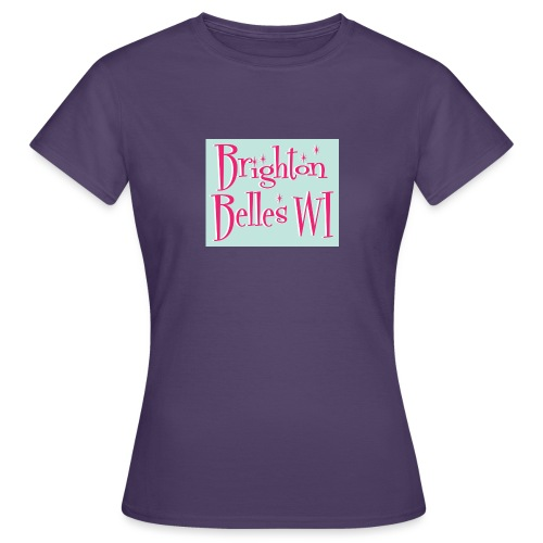 BrightonBellesSquare - Women's T-Shirt