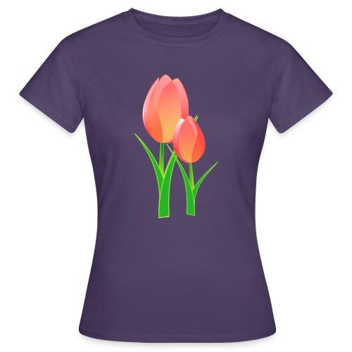 Belle fleur - T-shirt Femme
