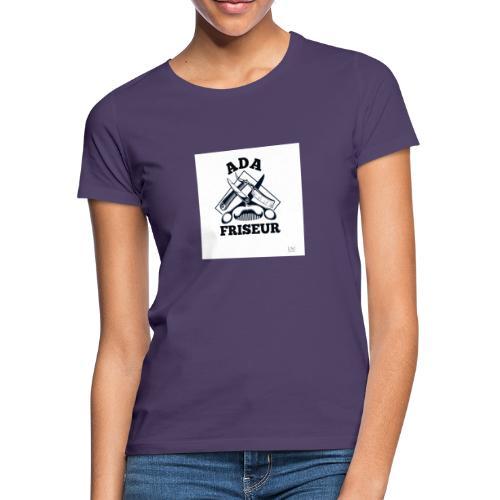ADA Friseur - Frauen T-Shirt