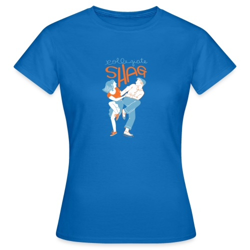 Collegiate Shag - Women's T-Shirt