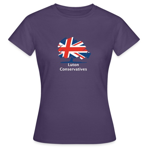 Luton Conservatives - Women's T-Shirt