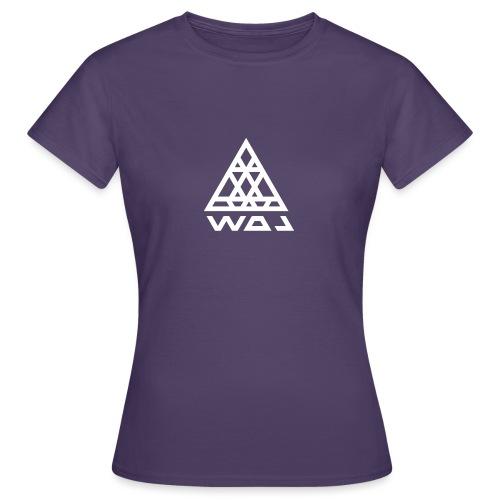 Triangel Konst - T-shirt dam