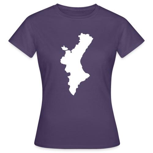 València - Camiseta mujer