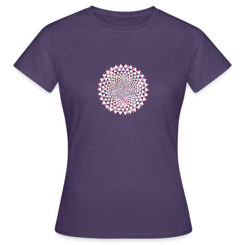 vortex - Women's T-Shirt