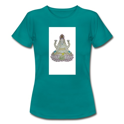 indu - Camiseta mujer