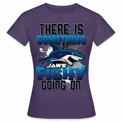 Something Fishy - T-shirt dam
