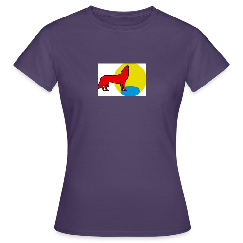 Wolfballs - T-shirt Femme