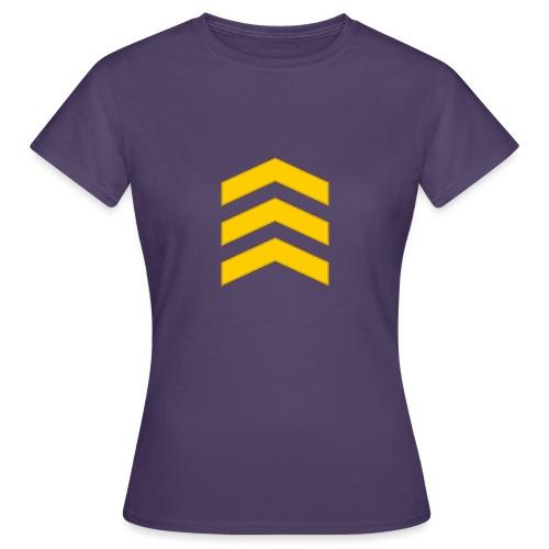 Kersantti - Naisten t-paita