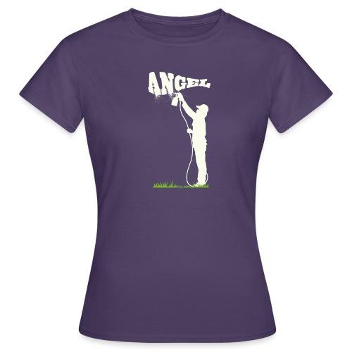 ANGEL's WRITER - Maglietta da donna