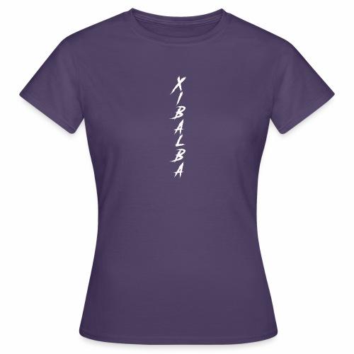 xibalba - Vrouwen T-shirt