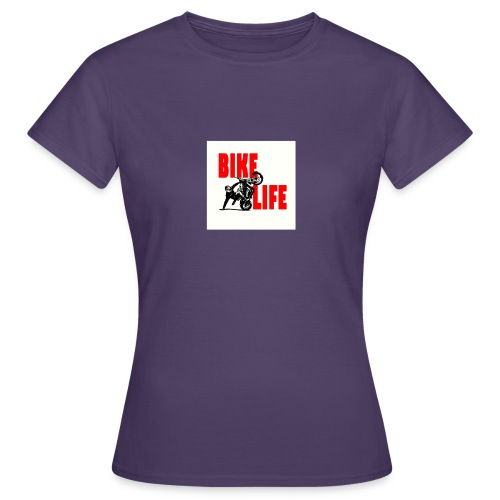 KEEP IT BIKELIFE - Women's T-Shirt