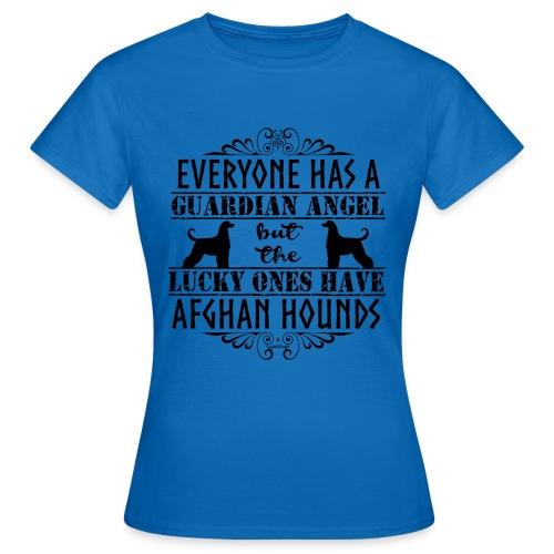 Afghan Hound Angels - Women's T-Shirt