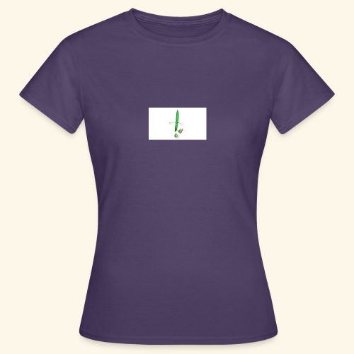 Beaned - Women's T-Shirt