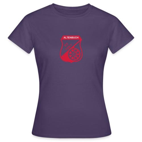 SVA-Wappen-rot - Frauen T-Shirt