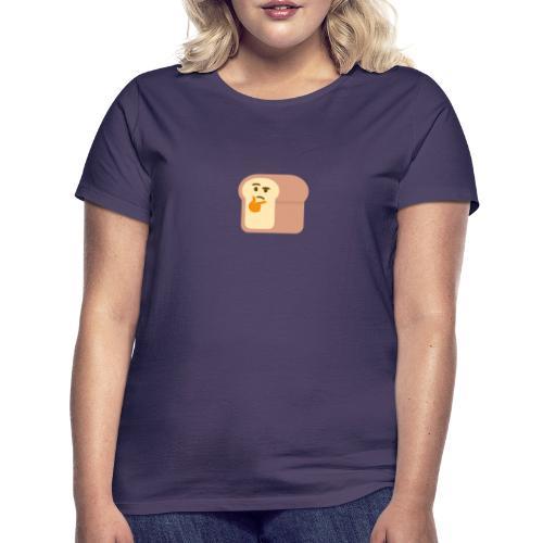 Thinking bread - T-shirt Femme