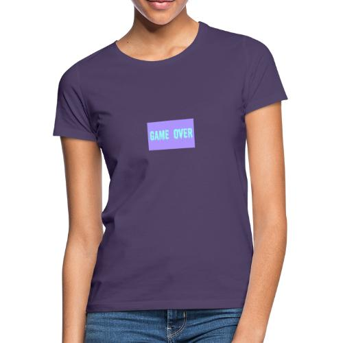Game0ver - Camiseta mujer