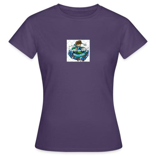 MineyVille Herre T-Shirt - Dame-T-shirt