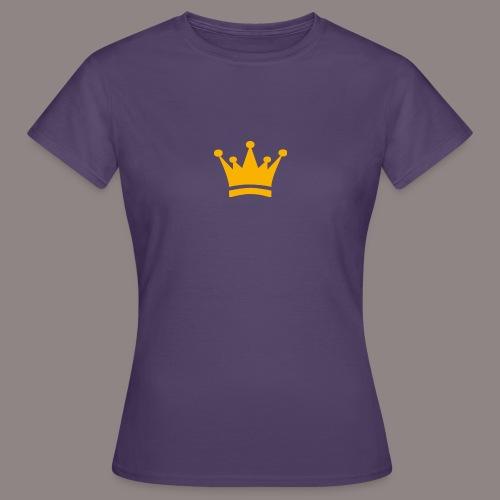 Kronen Produkte - Frauen T-Shirt