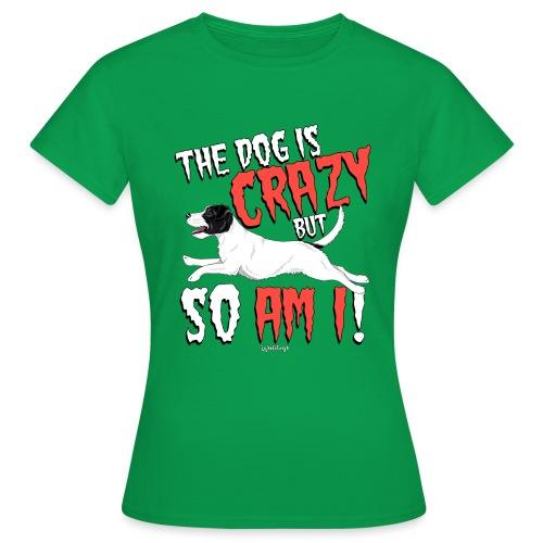 parsoncrazy3 - Women's T-Shirt