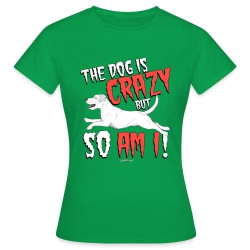 parsoncrazy4 - Women's T-Shirt