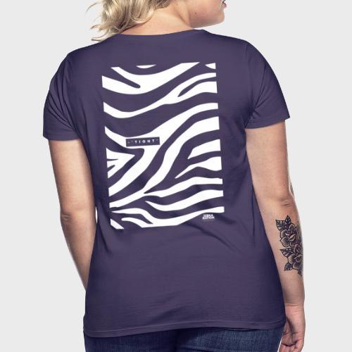 Zebra Nation (Zebra Tight) 2019 Collection - Women's T-Shirt