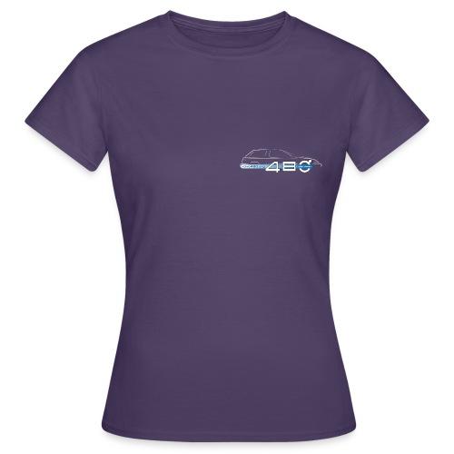 logo association - T-shirt Femme