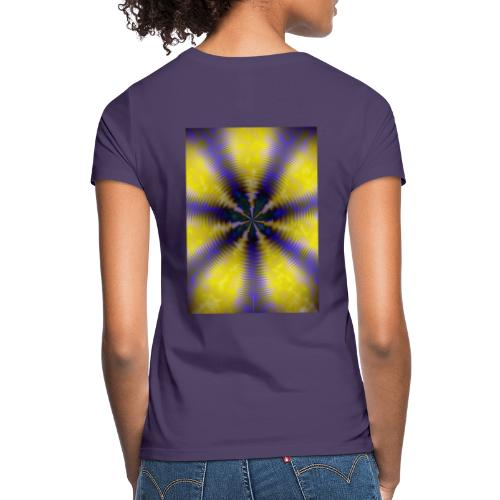 Roundon, Abstract Expressionism,Design 2018 - Frauen T-Shirt