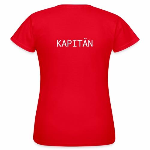 Kapitän Shirt - Frauen T-Shirt