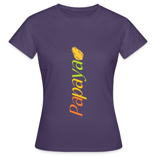 Papaya - Camiseta mujer